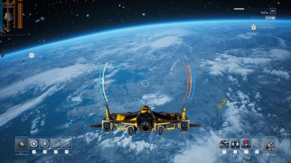 Космические просторы на новых скриншотах Everspace 25