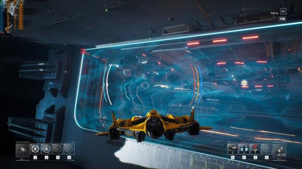 Космические просторы на новых скриншотах Everspace 26
