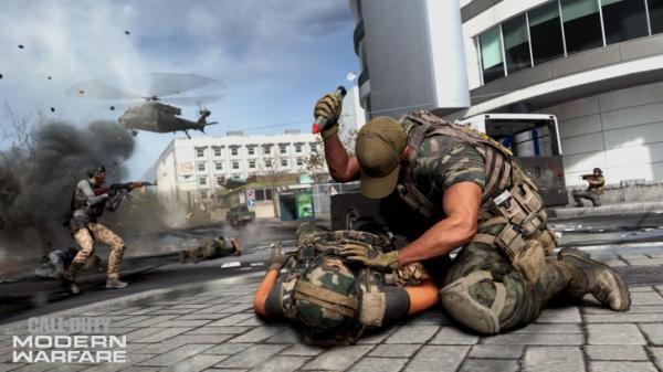 Трейлер Call of Duty: Modern Warfare, посвящённый «Спецоперациям» — масштабному кооперативу для четырёх игроков0