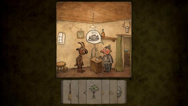 Трейлер «Пилигримов» — новой игры от авторов Machinarium и Samorost8