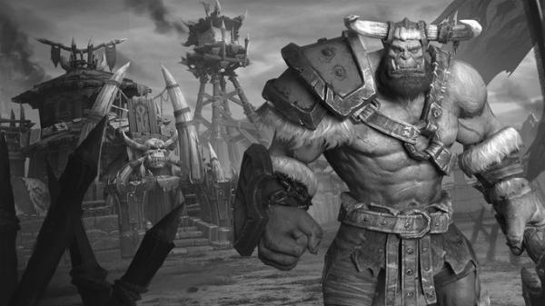 В сеть утекли материалы из закрытой беты Warcraft 3: Reforged15