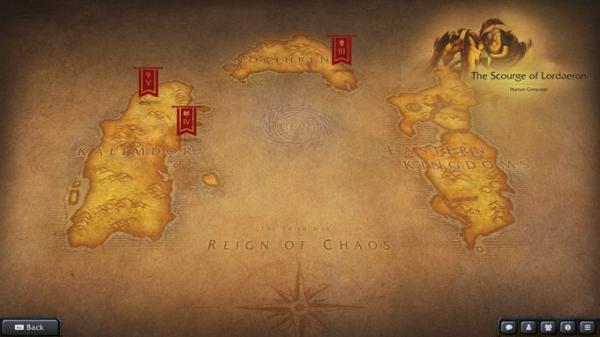 В сеть утекли материалы из закрытой беты Warcraft 3: Reforged17