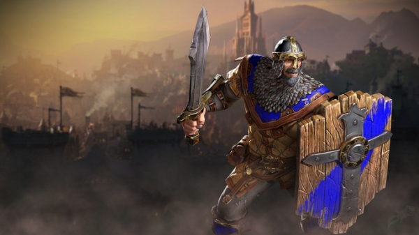 В сеть утекли материалы из закрытой беты Warcraft 3: Reforged8