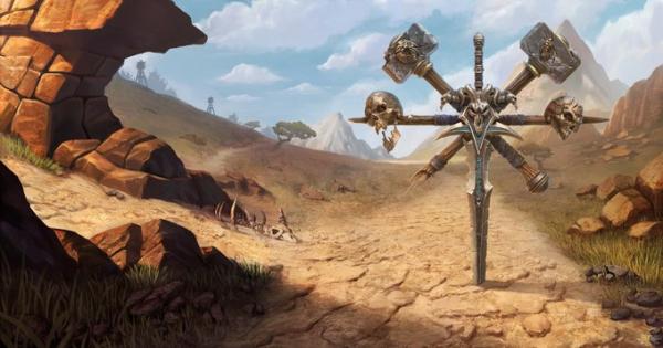 В сеть утекли материалы из закрытой беты Warcraft 3: Reforged6