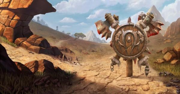 В сеть утекли материалы из закрытой беты Warcraft 3: Reforged7