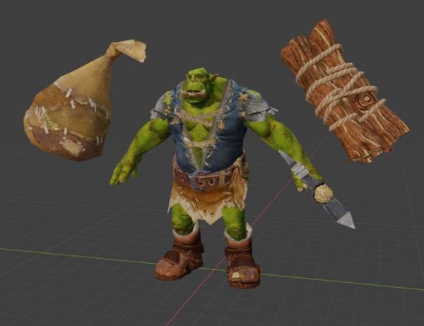В сеть утекли материалы из закрытой беты Warcraft 3: Reforged21