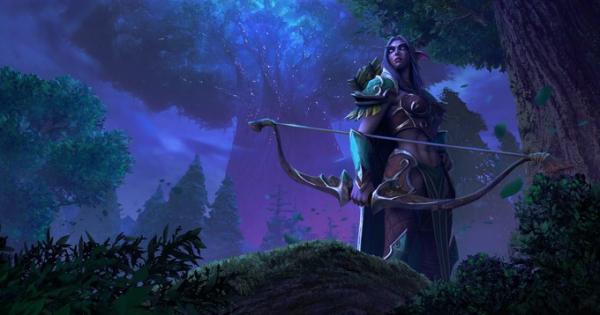 В сеть утекли материалы из закрытой беты Warcraft 3: Reforged3