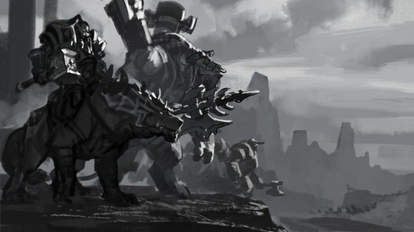 В сеть утекли материалы из закрытой беты Warcraft 3: Reforged18