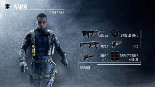 Kali и Wamai — геймплей за новых оперативников Rainbow Six Siege1