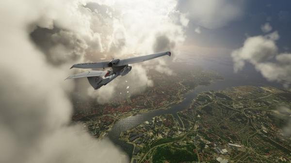 Новые 4K-скриншоты Microsoft Flight Simulator3
