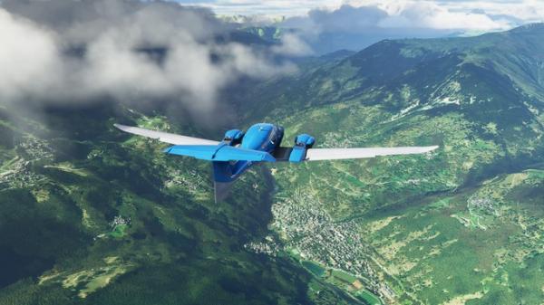 Новые 4K-скриншоты Microsoft Flight Simulator4