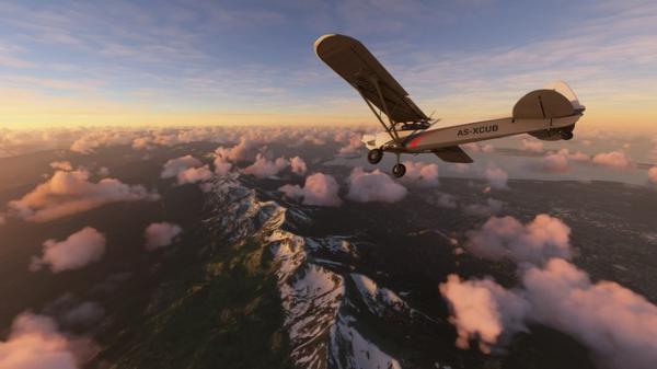 Новые 4K-скриншоты Microsoft Flight Simulator0