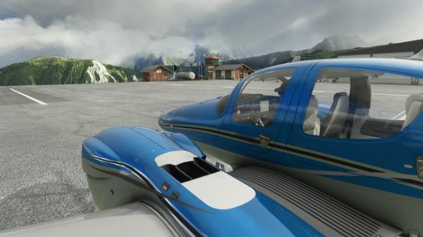 Новые 4K-скриншоты Microsoft Flight Simulator1