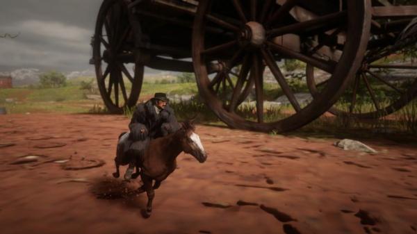 Photo of Новый мод Red Dead Redemption 2 позволяет стать игрушечным ковбоем
