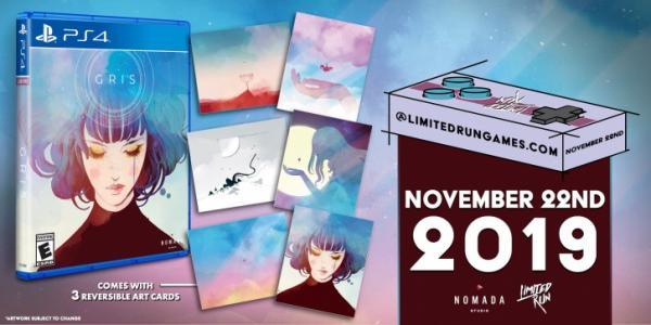 Photo of Рисованный платформер Gris появится на PlayStation 4 уже 26 ноября
