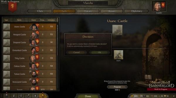 Photo of Разработчики Mount and Blade 2: Bannerlord рассказали об управлении королевством
