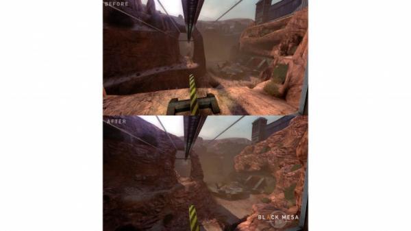 Photo of Улучшенный ИИ, обновлённые локации и подтянутая графика — что нас ждёт в релизной версии Black Mesa