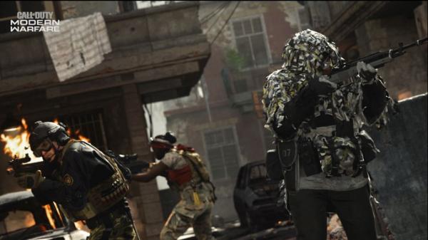 Photo of В Call of Duty: Modern Warfare появился режим Grind