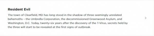 Photo of В Сети отыскали синопсис сериала по Resident Evil для Netflix — он не совпадает со слухами про дочерей Вескера
