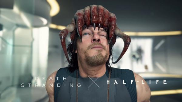 Photo of Death Stranding появится на PC 2 июня. В набор войдёт контент по мотивам Half-Life