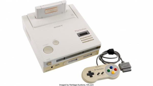 Photo of Редчайшую Nintendo PlayStation продали на аукционе за 360 000 долларов — рекорд в истории видеоигр