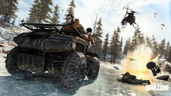 Photo of Состоялся официальный анонс баттл-рояля Call of Duty: Modern Warfare