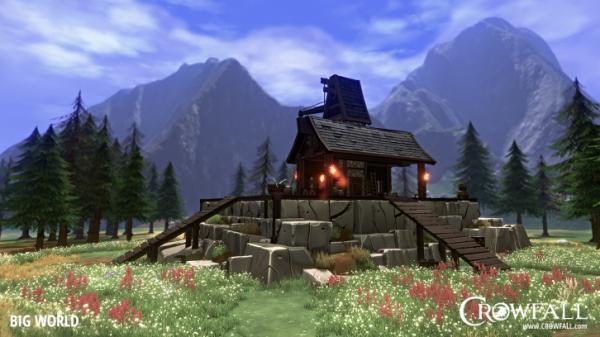 Photo of Создатели Ultima Online приглашают вас в MMORPG Crowfall, где нужно грабить умирающие миры