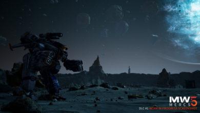 Photo of Грядущее DLC для MechWarrior 5: Mercenaries задерживается