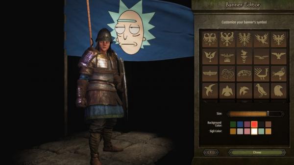 Photo of Игроки Mount & Blade 2: Bannerlord создают потрясающие знамена