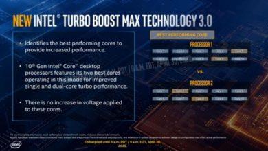 Photo of «Самый мощный игровой процессор в мире» вошёл в настольную линейку Intel 10-го поколения