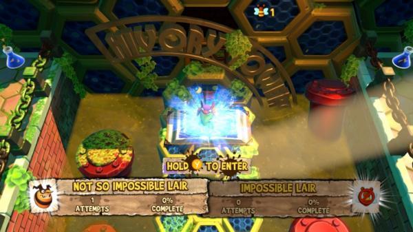 Photo of В Yooka-Laylee and the Impossible Lair добавят 8-битный саундтрек и упрощённый режим для финального уровня