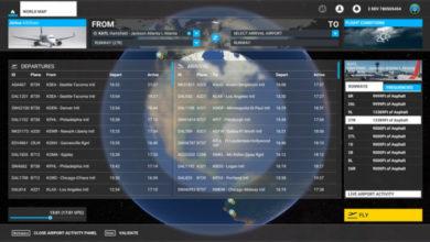 Photo of В Microsoft Flight Simulator будет карта реальных рейсов — ими можно будет управлять