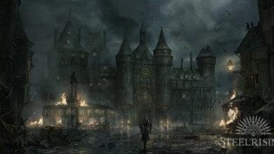 Photo of Замок Большой Шатле и причудливые автоматоны на концепт-артах ролевого экшена Steelrising