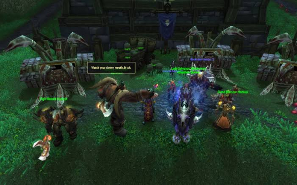 Blizzard «отцензурила» диалог из World of Warcraft: Cataclysm — WorldGameNews