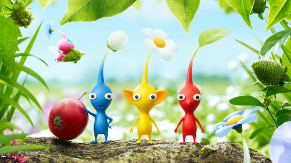 Pikmin 3 выпустят на Nintendo Switch и расширят