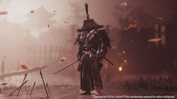 В Ghost of Tsushima: Legends выдают костюмы по God of War, Horizon Zero Dawn и Bloodborne — WorldGameNews